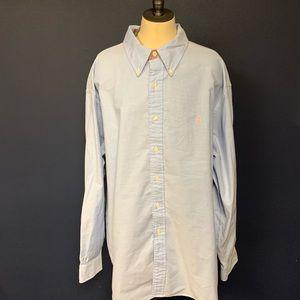 Brooks brothers button up shirt XL